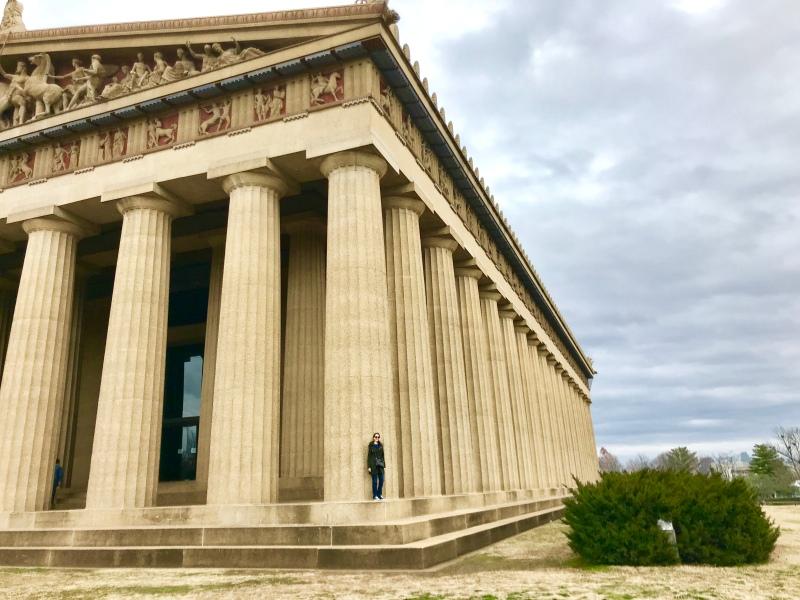 Nashville-Parthenon