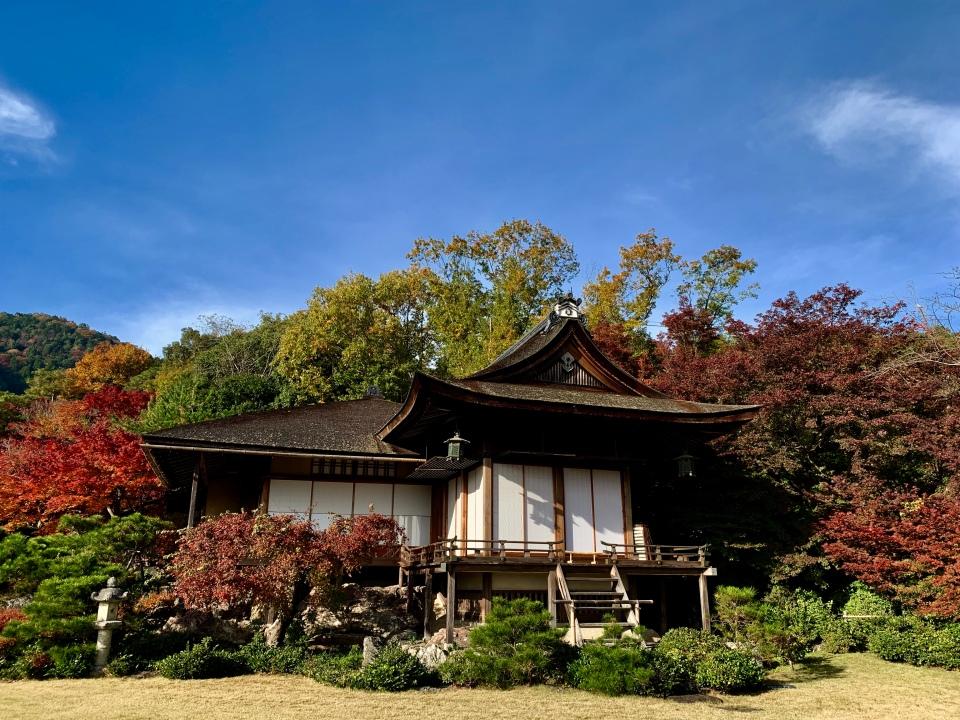 Okochi Sanso Villa main house