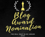 Real Neat Blog Award 2020 Logo