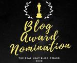Real Neat Blog Award 2020 Logo