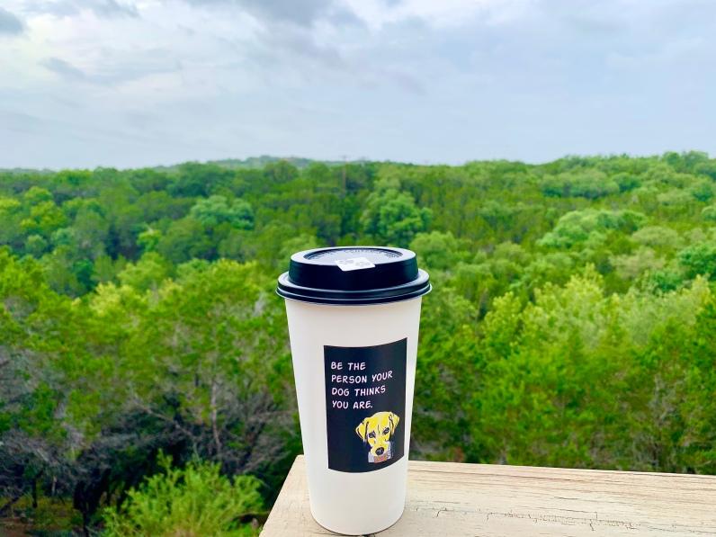 Yellow Dog Coffee in Spicewood