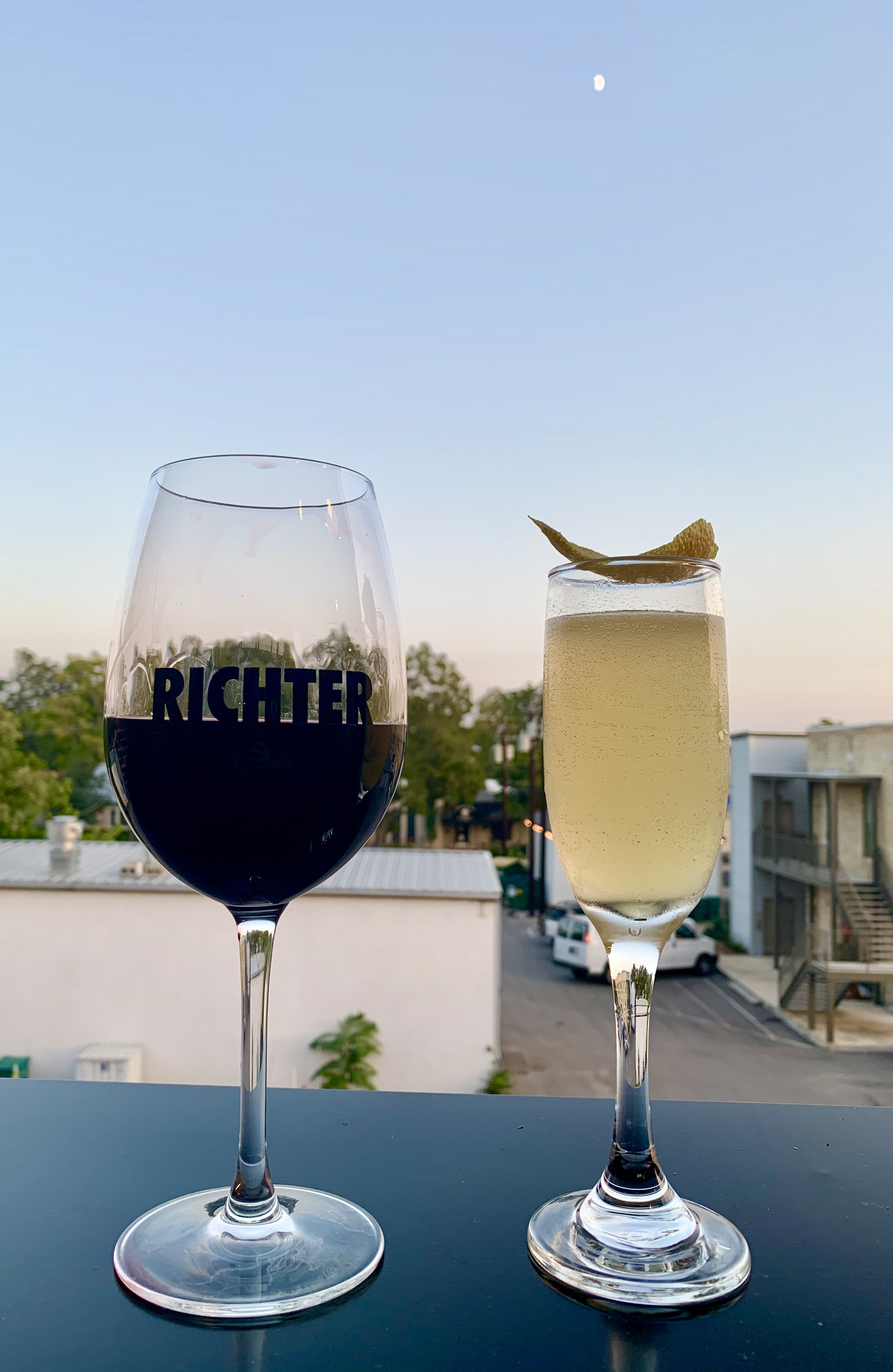 Richter Tavern Boerne wine