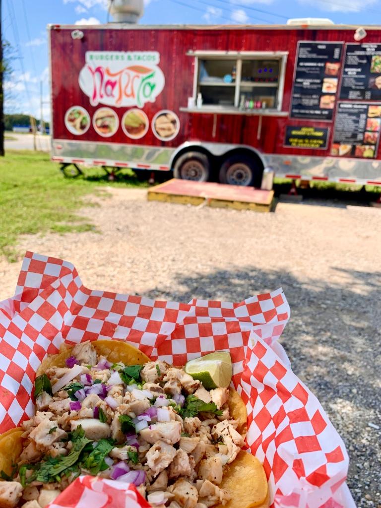 Natura taco truck Boerne Texas