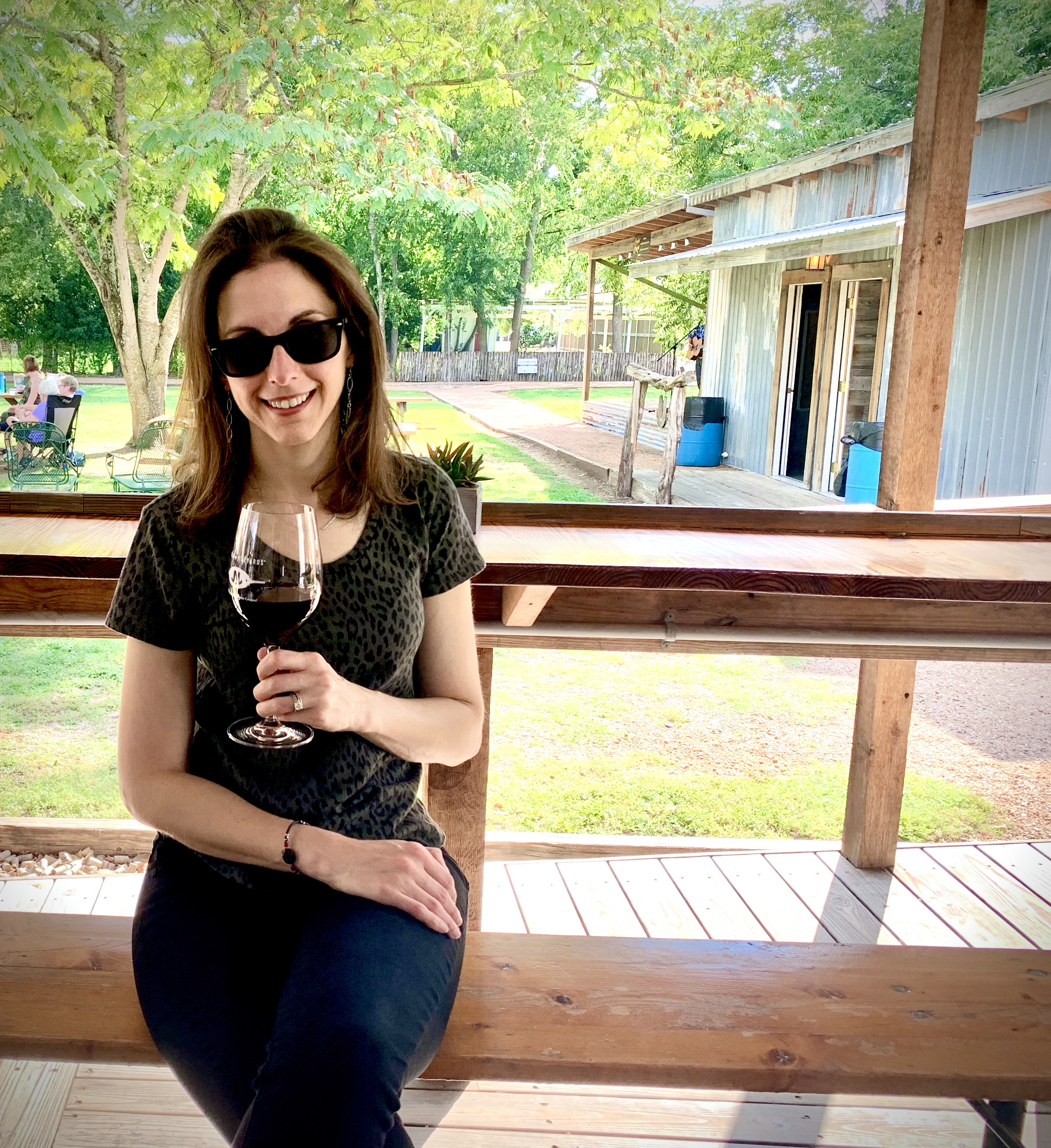 Newsom Vineyards Boerne Comfort Texas